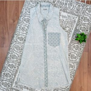NWOT Intimately Free Free People Cotton Nightie